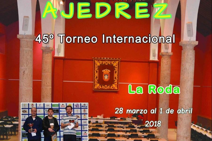 Cartel 45º Torneo Internacional