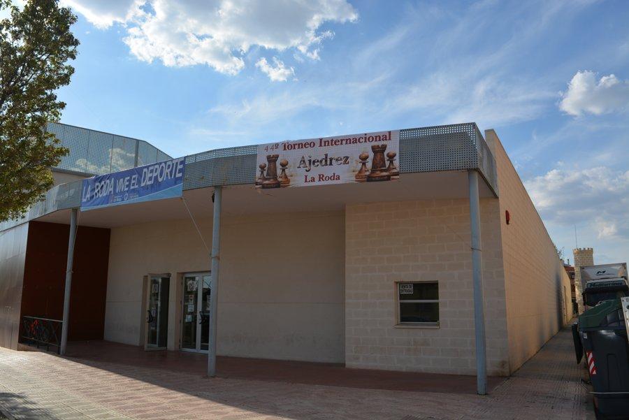 Exterior salón de juego